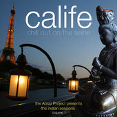 Absia project Chill out on the seine logo